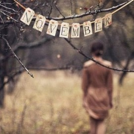 November…