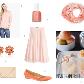 Color – Grapefruit Pink