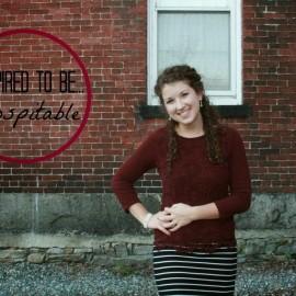 Inspired to be…Hospitable: Lauren of 34 Magnolia Street