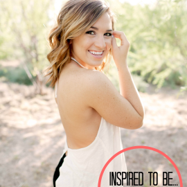 Inspired to be…Courageous: Katie from Life Is…