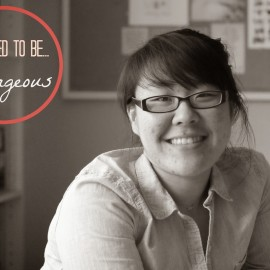Inspired to be…Courageous: Kiki of In Its Time
