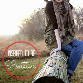 Inspired to be Positive…Laura Jean of According to Laura Jean