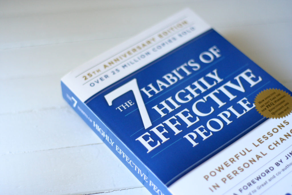 7 habits of highly effective people. annaseay.com