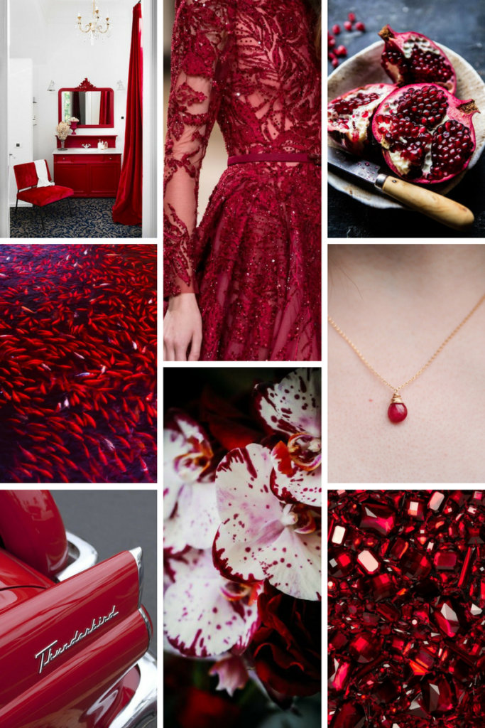ruby collage