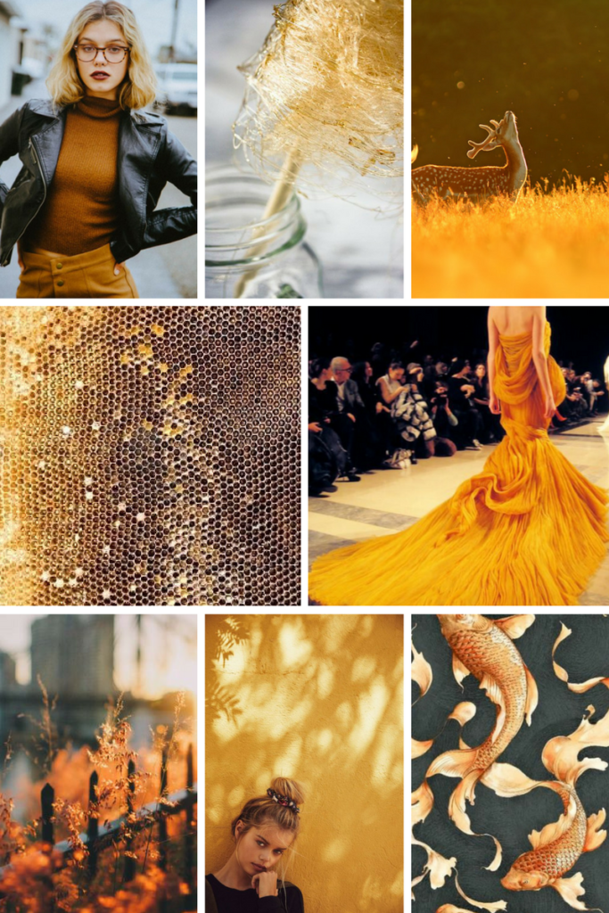 citrine honey gold november birthstone collage