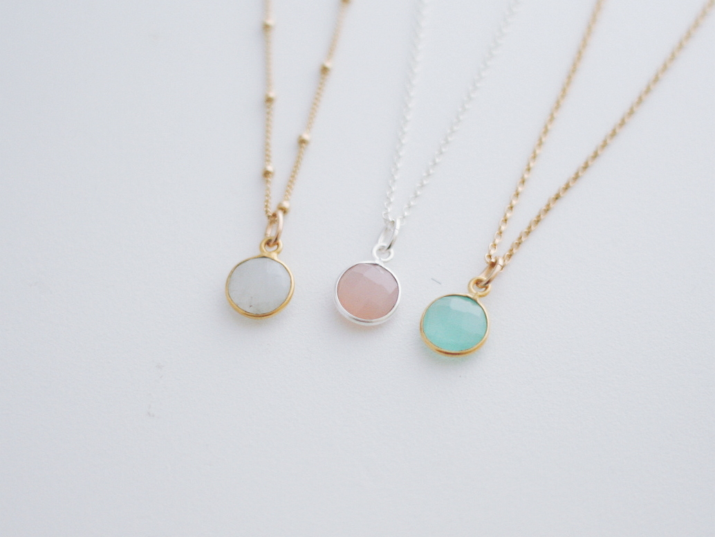 Releasing Birthstone Collection, Part 1