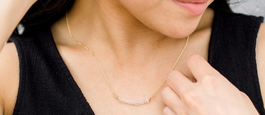 the SALT necklace